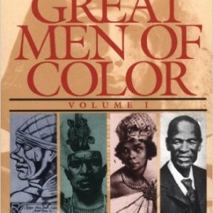 World Great Men of Color Vol 1