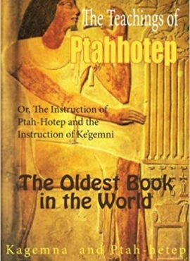 The Teachings of Ptahhotep
