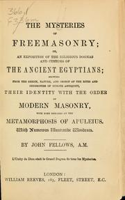 THE ORIGIN & EVOLUTION FREEMASONRY EXPOSITION